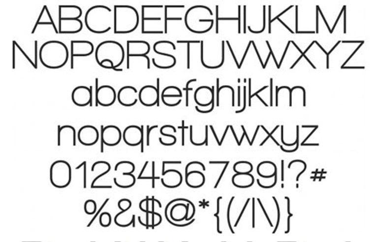 Font Cantik Free Download Gratis - Walkway