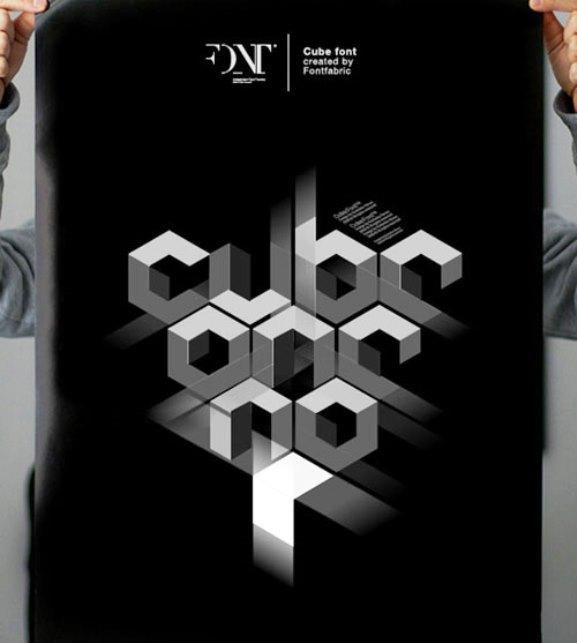 Font Cantik Free Download Gratis - cube