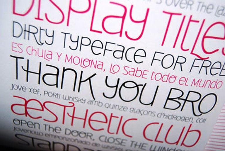 Font Cantik Free Download Gratis - deibi