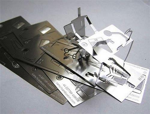 Contoh Desain Kartu Nama yang Unik - hair-cut-business-card