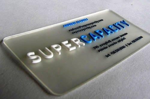 Contoh Desain Kartu Nama yang Unik - plate-like-business-card