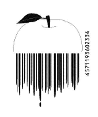 Desain Barcode Keren yang Unik - barcode keren dan unik dari barcoderevolution 01