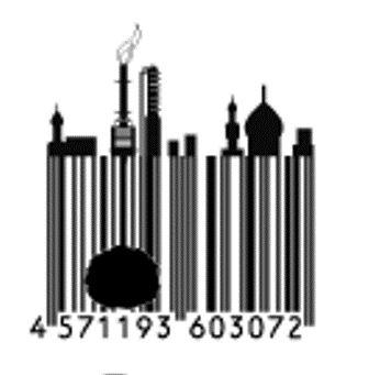 Desain Barcode Keren yang Unik - barcode keren dan unik dari barcoderevolution 101
