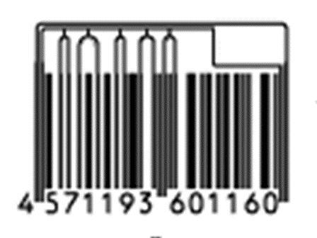Desain Barcode Keren yang Unik - barcode keren dan unik dari barcoderevolution 12