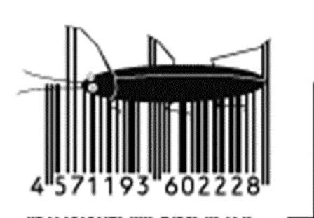 Desain Barcode Keren yang Unik - barcode keren dan unik dari barcoderevolution 21