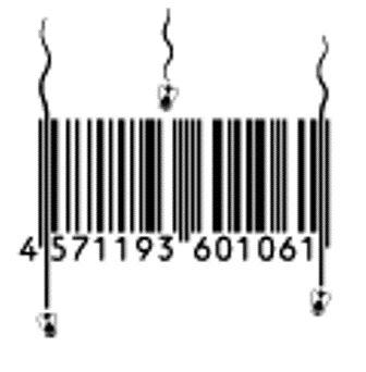 Desain Barcode Keren yang Unik - barcode keren dan unik dari barcoderevolution 30