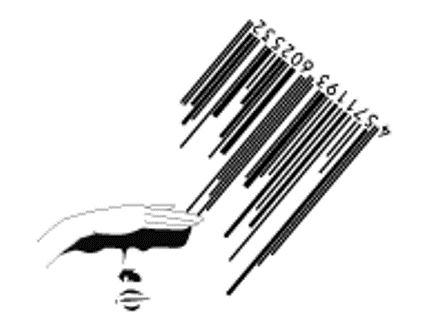 Desain Barcode Keren yang Unik - barcode keren dan unik dari barcoderevolution 41