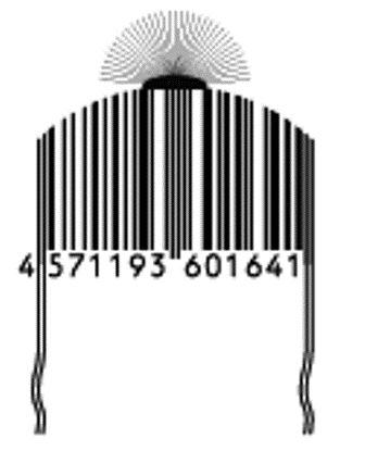 Desain Barcode Keren yang Unik - barcode keren dan unik dari barcoderevolution 62