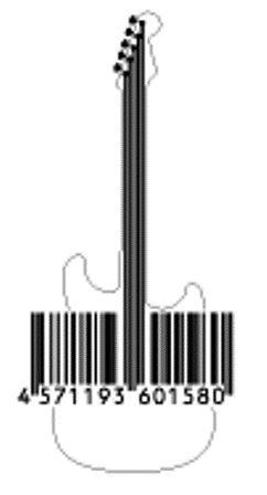 Desain Barcode Keren yang Unik - barcode keren dan unik dari barcoderevolution 65
