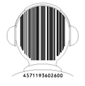 Desain Barcode Keren yang Unik - barcode keren dan unik dari barcoderevolution 66
