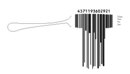 Desain Barcode Keren yang Unik - barcode keren dan unik dari barcoderevolution 81