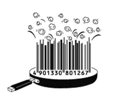 Desain Barcode Keren yang Unik - barcode keren dan unik dari barcoderevolution 84