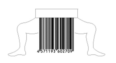 Desain Barcode Keren yang Unik - barcode keren dan unik dari barcoderevolution 90