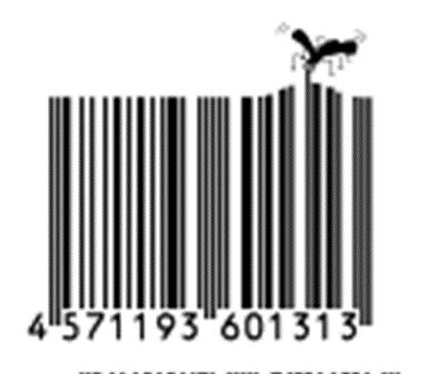 Desain Barcode Keren yang Unik - barcode keren dan unik dari barcoderevolution 98