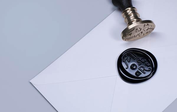 39 Desain Stempel Karet Standar Biasa - Desain Stempel Karet - Antik 1