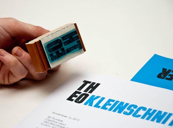 39 Desain Stempel Karet Standar Biasa - Desain Stempel Karet - Identitas Personal
