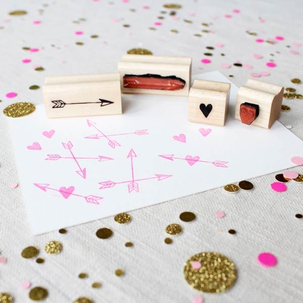 39 Desain Stempel Karet Standar Biasa - Desain Stempel Karet - Love Notes