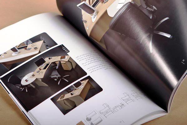 Desain Katalog Brosur Furnitur Modern - Katalog Brosur - - Brochure For Furnitures 2