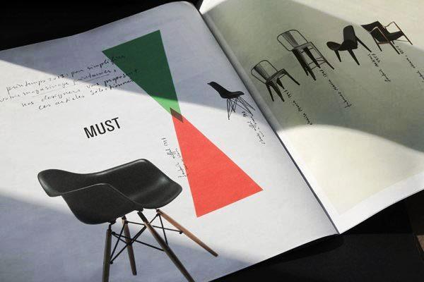 Desain Katalog Brosur Furnitur Modern - Katalog Brosur - - Catalogue Printemps