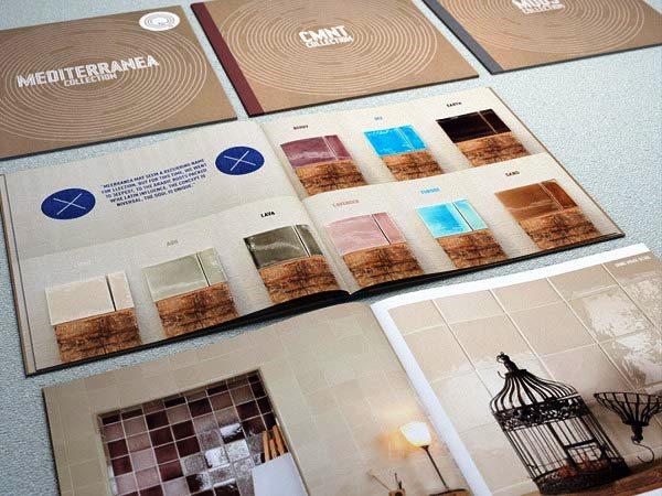Desain Katalog Brosur Furnitur Modern - Katalog Brosur - - Catalogue Set Design for Q Project 1