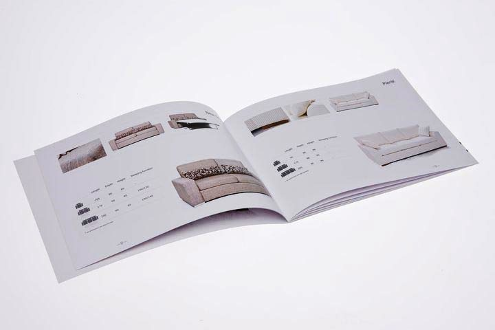 Desain Katalog Brosur Furnitur Modern - Katalog Brosur - - Furniture catalogue 2