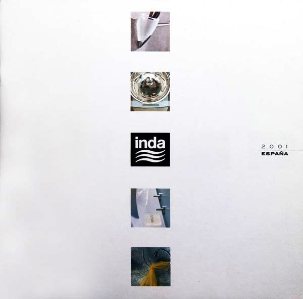 Desain Katalog Brosur Furnitur Modern - Katalog Brosur - - INDA Bathroom Interiors Spain 1