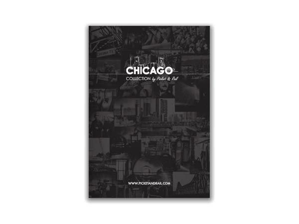 Desain Katalog Brosur Furnitur Modern - Katalog Brosur - - Industrial Collection 1