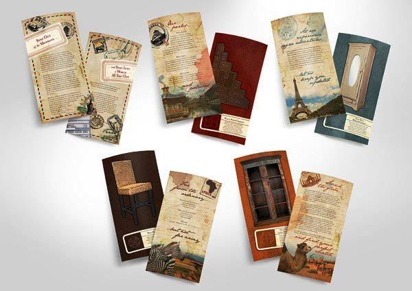 Desain Katalog Brosur Furnitur Modern - Katalog Brosur - - Kayu Furniture 2