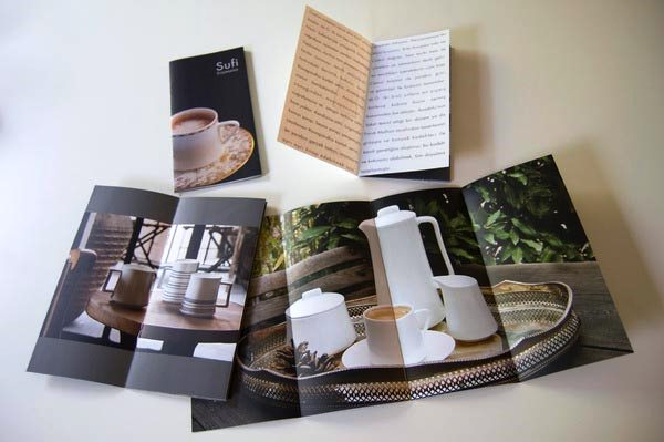 Desain Katalog Brosur Furnitur Modern - Katalog Brosur - - Koleksiyon Tableware Brochures & Furniture Catalogue 2