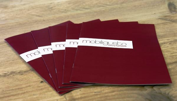 Desain Katalog Brosur Furnitur Modern - Katalog Brosur - - Mobiligusto brochure design 1