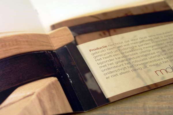 Desain Katalog Brosur Furnitur Modern - Katalog Brosur - - Mobiligusto brochure design 2