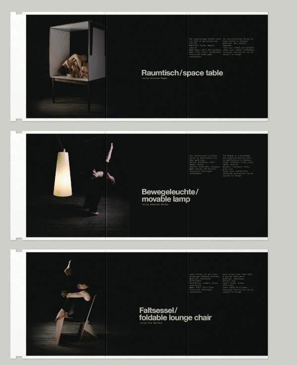 Desain Katalog Brosur Furnitur Modern - Katalog Brosur - - dua 2