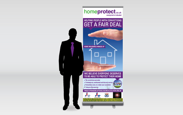 15 Desain Roller Banner - Desain Roller X Banner - Home Protect