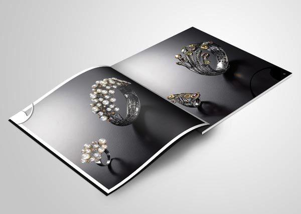 17 Desain Katalog Perhiasan Brosur Permata - Desain katalog brosur perhiasan - Carola Gioielli 3