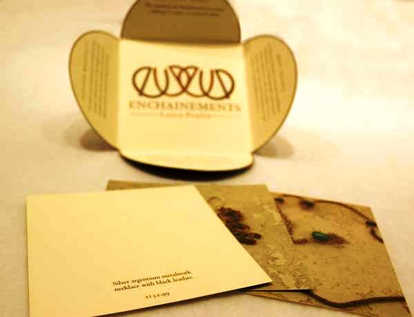 17 Desain Katalog Perhiasan Brosur Permata - Desain katalog brosur perhiasan - Enchainements Identity 3