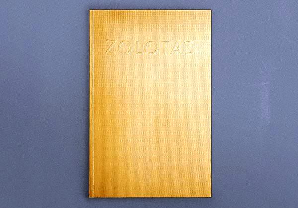 17 Desain Katalog Perhiasan Brosur Permata - Desain katalog brosur perhiasan - ZOLOTAS - 5 Collections Catalogue (High Jewelry) 1