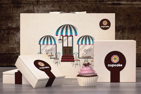 Contoh marketing: 50 Contoh Desain Kemasan Roti Kue dan ...