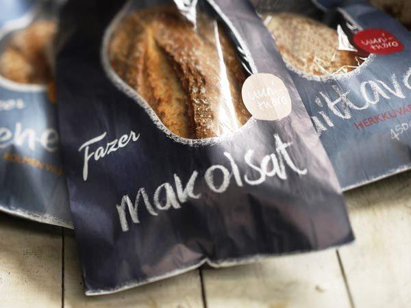 Contoh Desain Kemasan Roti Kue dan Biskuit