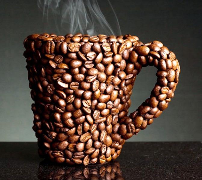30 Desain Mug Unik dan Nyleneh - Best Mug Design - Desain Unik Nyleneh - Coffee Bean Mug