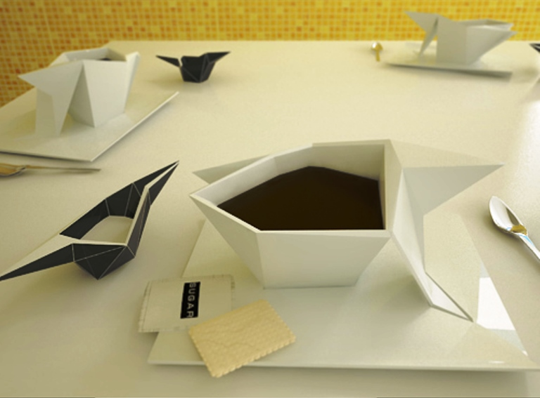 Desain Mug Unik dan Nyleneh
