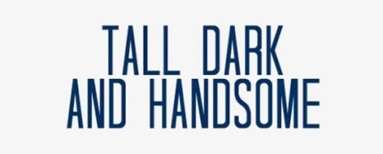 62 Font Unik untuk Desain Grafis - Font-Unik-Tall-Dark-Handsome