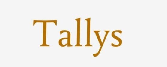 Font Unik - Tallys