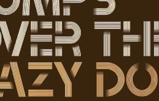 62 Font Unik untuk Desain Grafis - Font-Unik-Tribbon
