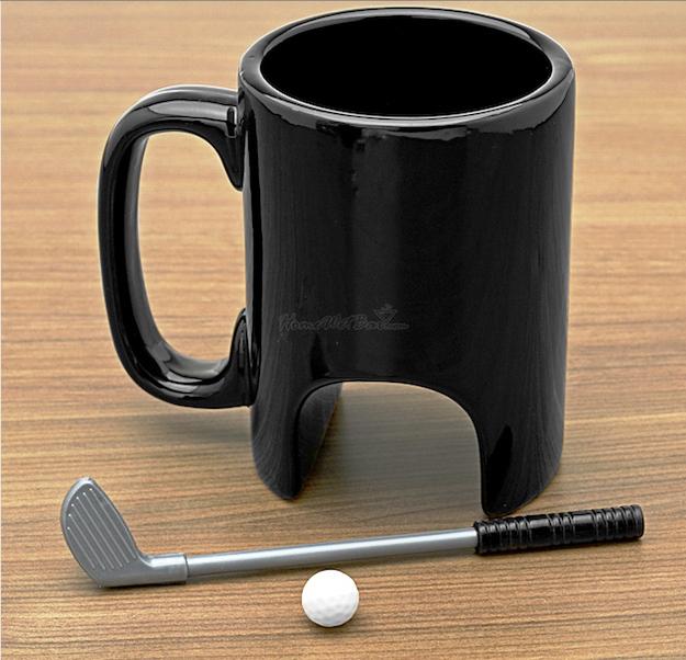 25 Mug Desain Keren untuk Para Maniak - Mug Desain Keren - Buat Para maniak Golf