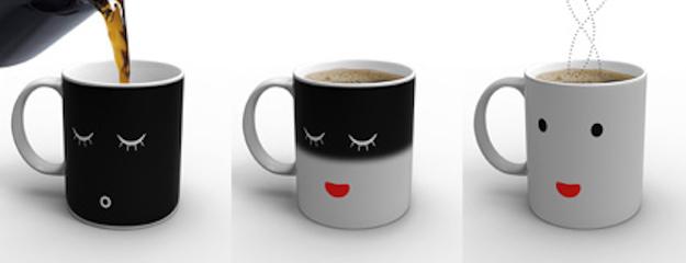 25 Mug Desain Keren untuk Para Maniak - Mug Desain Keren - Mug yg Bisa Berubah Warna
