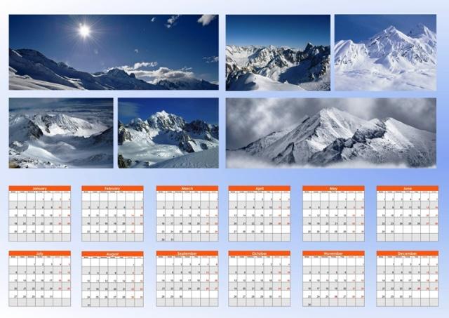 Printable-Calender-2015-Format-JPEG-Warna-Biru-Putih-Gambar-Gunung-Bersalju