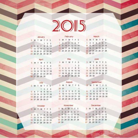 Retro-style-2015-Vector-Calendar-Kalender-2015-Desain-Unik-Jpg-Printable-dan-Template-Free-Download