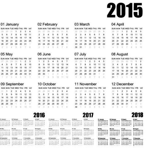 Simple-2015-Vector-Calendar-start-with-Sunday-Kalender-2015-Desain-Unik-Jpg-Printable-dan-Template-Free-Download