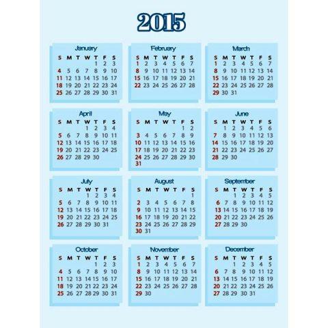 Simple-blue-card-background-2015-Vector-calendar-template-Kalender-2015-Desain-Unik-Jpg-Printable-dan-Template-Free-Download