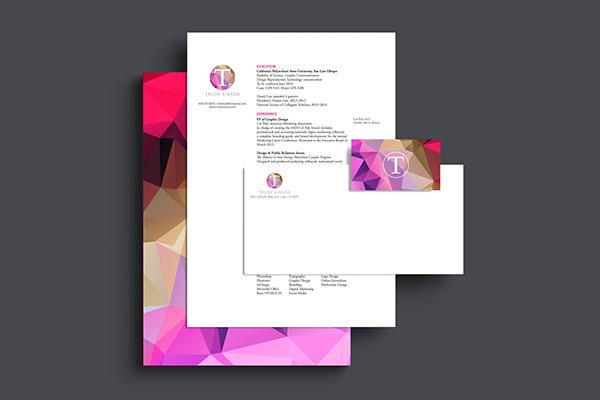 17 Kop Surat dengan Desain Elegan - T-Personal-Brand - Kop Surat Desain Elegan